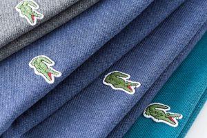 De krokodil van Lacoste beschermt je tegen namaaks